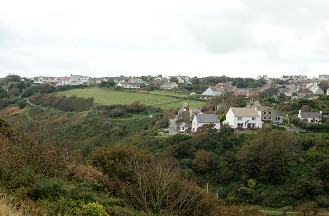 Circular walk from Solva to St Elvis and Dinas Fawr (3)