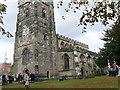 SP3691 : St Nicholas Parish Church, Nuneaton by John Rostron
