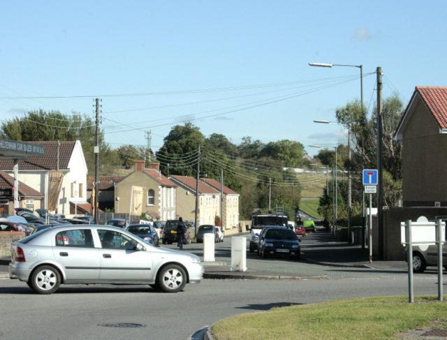 2009 : Urban into rural, New Cheltenham to Siston Common