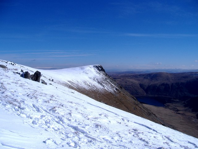 Kidsty Pike from Twopenny Crag