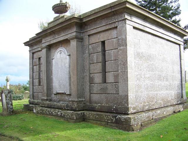 Sepulchre, Kirkton of Kingoldrum