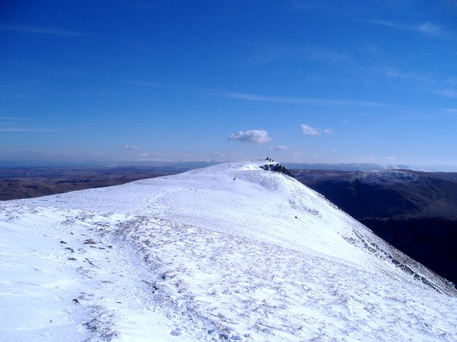 Kidsty Pike from Rampsgill