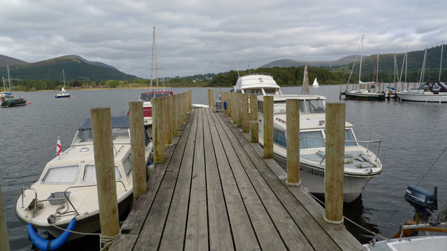 The Jetty at Nichol End