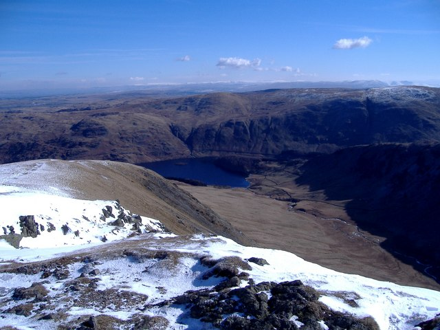 Kidsty Howes from Kidsty Pike