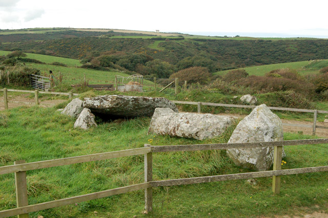 Circular walk from Solva to St Elvis and Dinas Fawr (17)