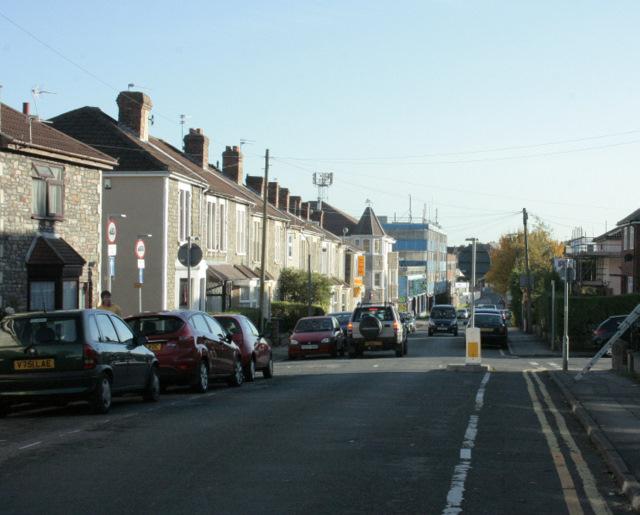 2009 : Moravian  Road, Kingswood