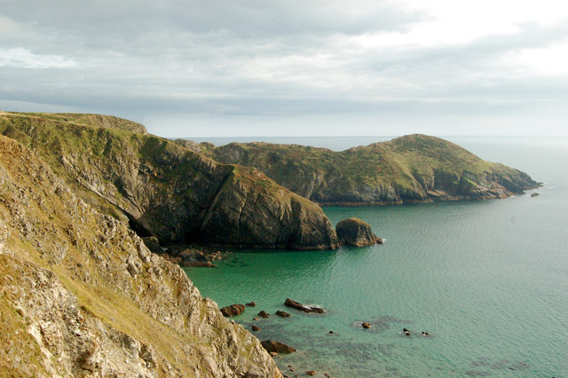 Circular walk from Solva to St Elvis and Dinas Fawr (25)