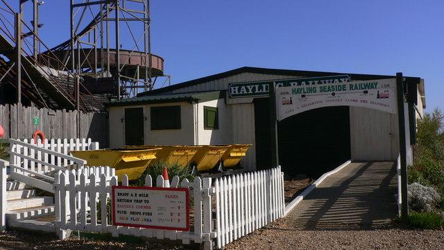 Hayling Railway Station