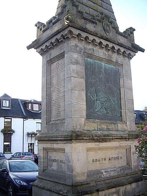 War memorial, Beauly