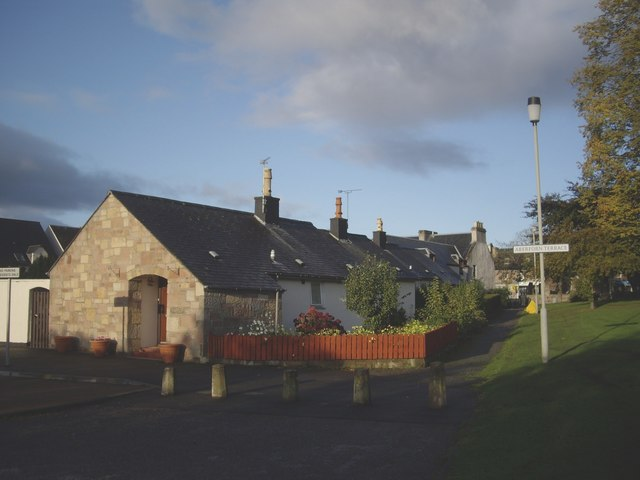 Aberforn Terrace, Beauly