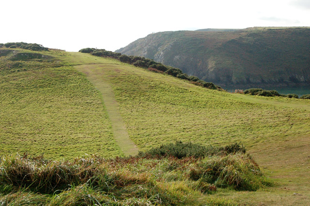 Circular walk from Solva to St Elvis and Dinas Fawr (29)