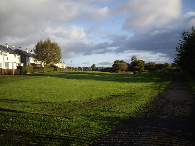 A green space in Beauly