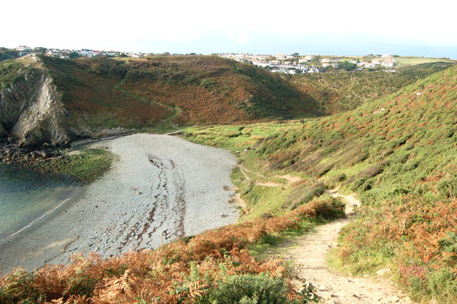 Circular walk from Solva to St Elvis and Dinas Fawr (32)