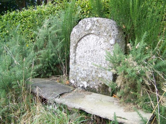 Memorial near Formal