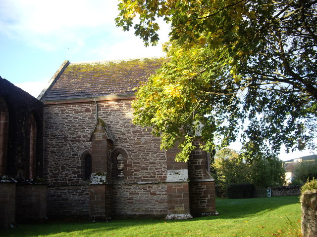 Part of Beauly Priory