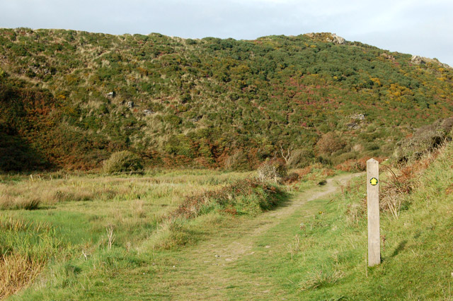 Circular walk from Solva to St Elvis and Dinas Fawr (34)