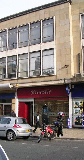 Kroustie - Bank Street