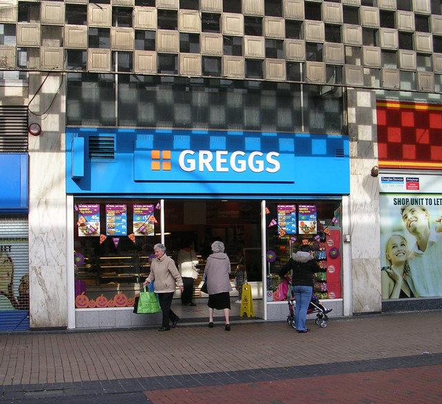 Greggs - Broadway
