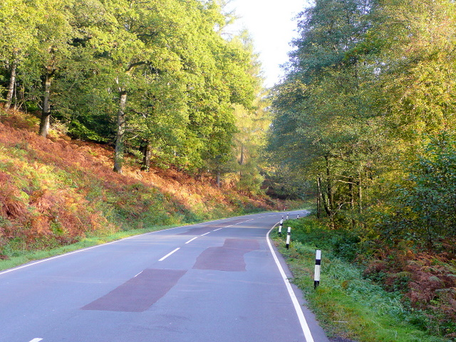 B4234, New Road, looking north