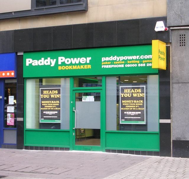 Paddy Power - Broadway