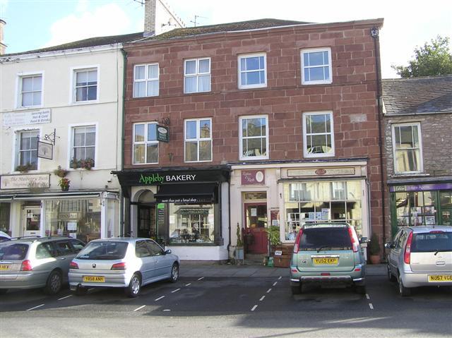 Appleby Bakery / Rattan & Rush / Eden Estate Agents