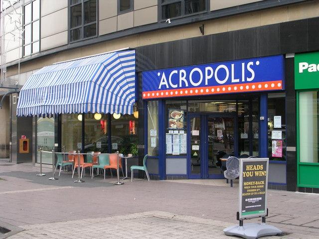 Acropolis - Broadway