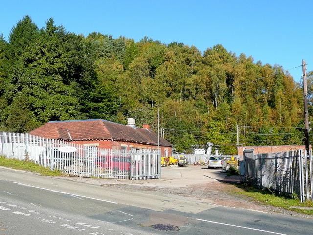 Older industrial premises