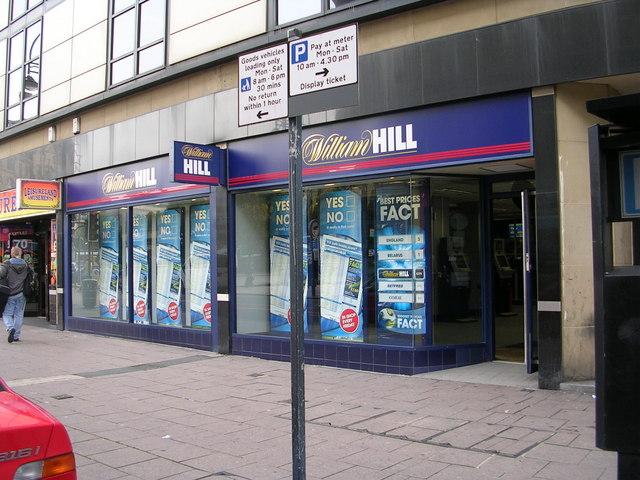 William Hill - Broadway