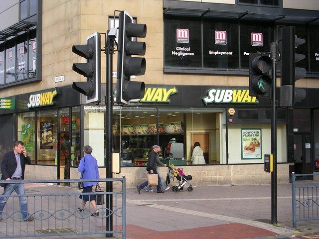 Subway - Broadway