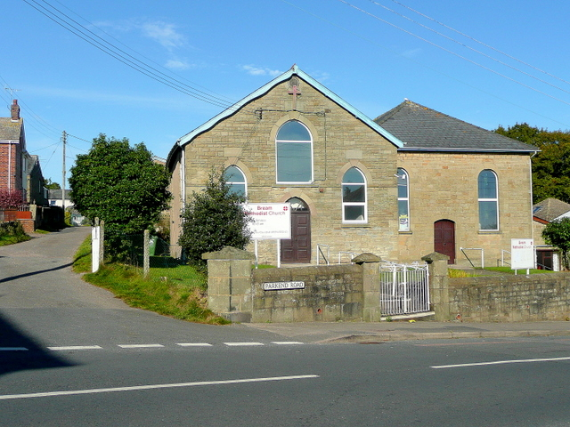 Bream Methodist Church