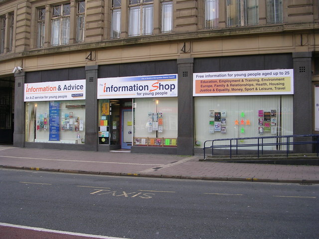 Information Shop for Young People - Broadway