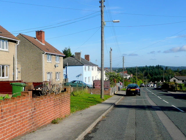 Parkend Road, Bream's Eaves 1