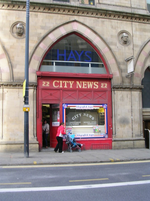 City News - Market Street