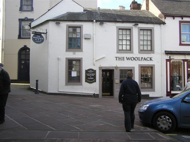 The Woolpack, Penrith