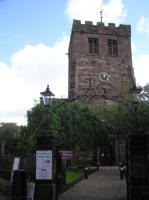 St Andrew's Church, Penrith