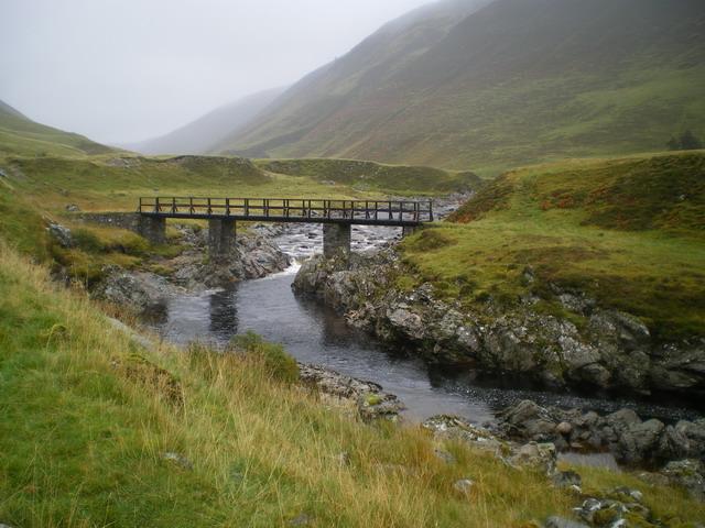 Bridge over the River Tilt