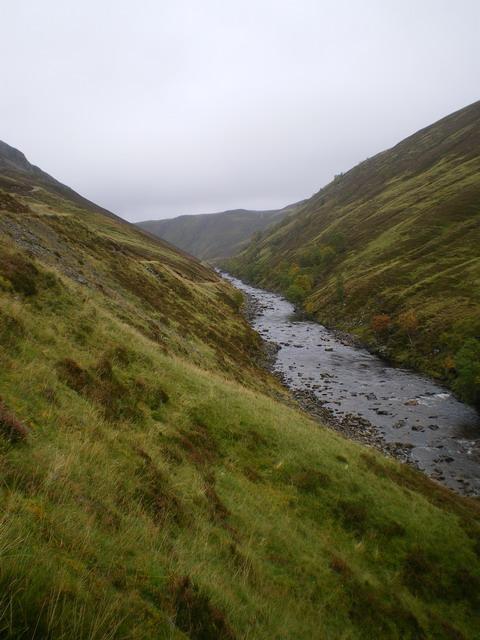 Upper Glen Tilt
