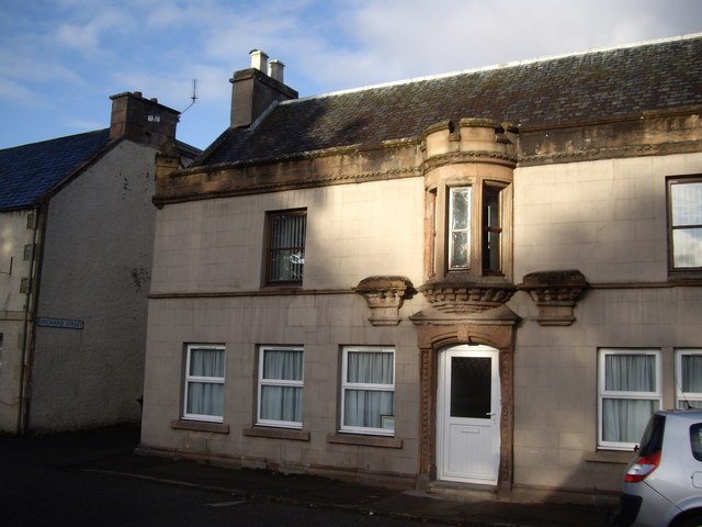 A house in Beauly High Street