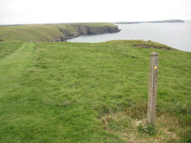 The coast path near the Pepper Hole