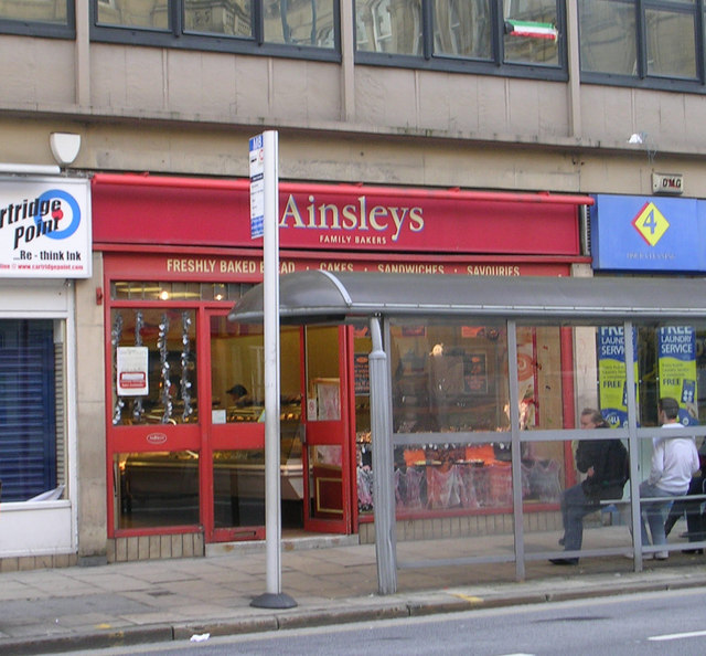 Ainsleys - Market Street