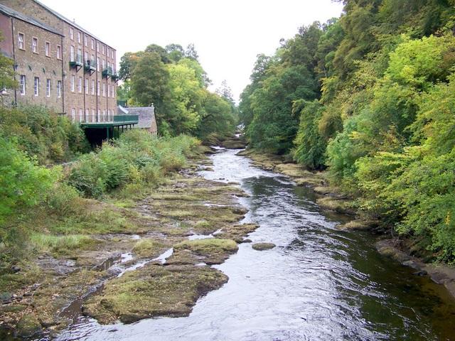 River Ericht near Blairgowrie