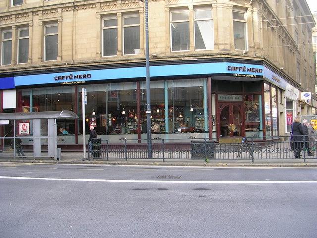 Caffè Nero - Market Street