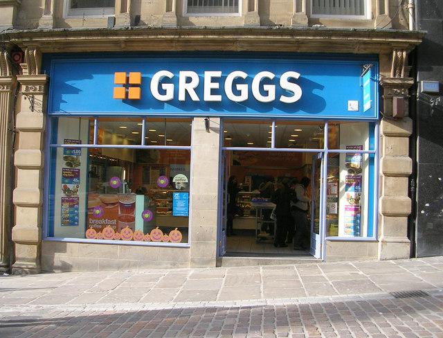 Greggs - Bank Street