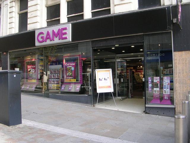 Game - Darley Street