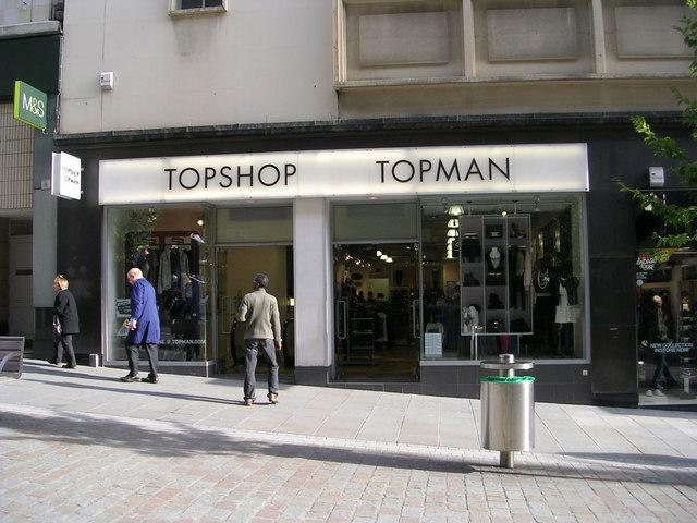 Topshop - Darley Street