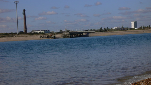 Jetty at Eastney