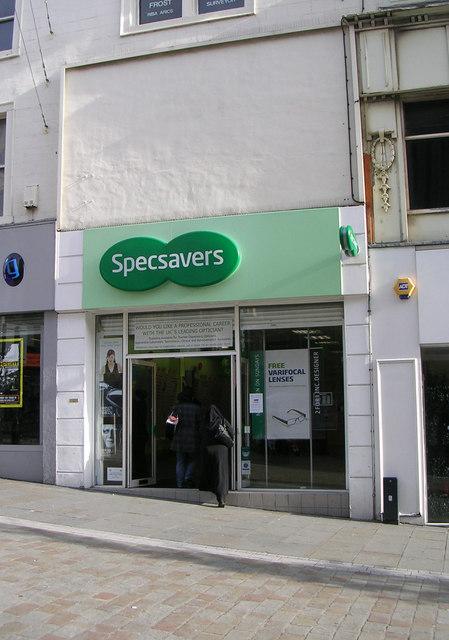 Specsavers - Darley Street