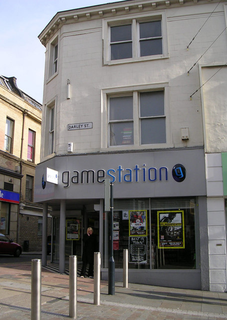 gamestation - Darley Street