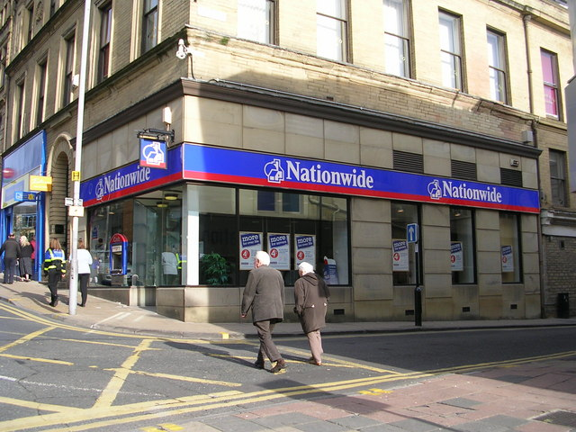 Nationwide - Darley Street