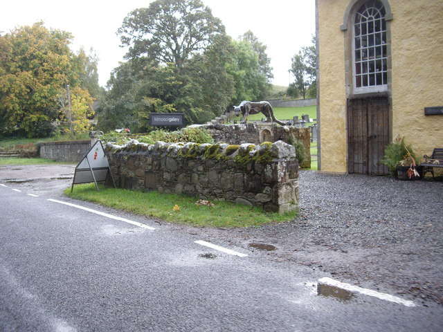 Access to Kilmorack Gallery